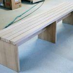 Holz Sitzbank Einbaumöbel